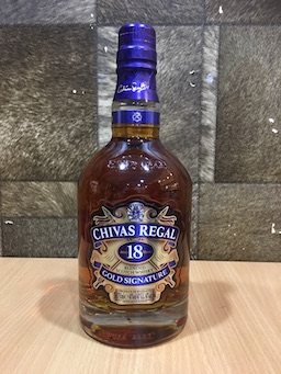 700ml Chivas Regal 18yrs Blended Scotch Whisky, 75cl(A)/Chivas Regal Whisky Singapore