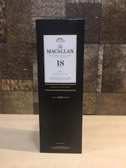 2019 Macallan 18yrs Sherry Oak Cask Whisky(N)