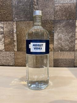 1 Litre Absolut Mode Edition Vodka/Absolut Vodka Singapore