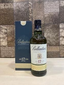 700ml Ballantines 17yrs Blended Whisky/Ballantines 17yrs Whisky Singapore