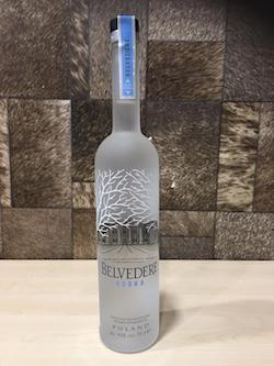 700ml Belvedere Vodka, Acl: 40%