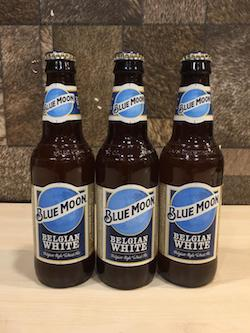(3pcs) Blue Moon Belgium White Beer 355ml