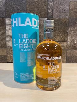 700ml Bruichladdich The Laddies Eight Whisky Acl: 50%