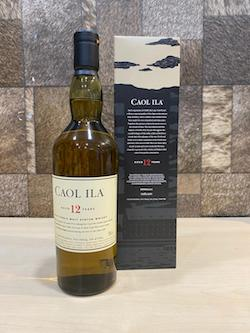 700ml Caol Ila 12yrs Whisky/Caol Ila Whisky Singapore