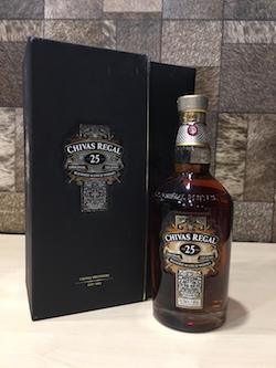 98e00fa3ee2 Chivas Regal 25 Year Old, 75cl, Acl: 40%, Blended Scotch Whisky