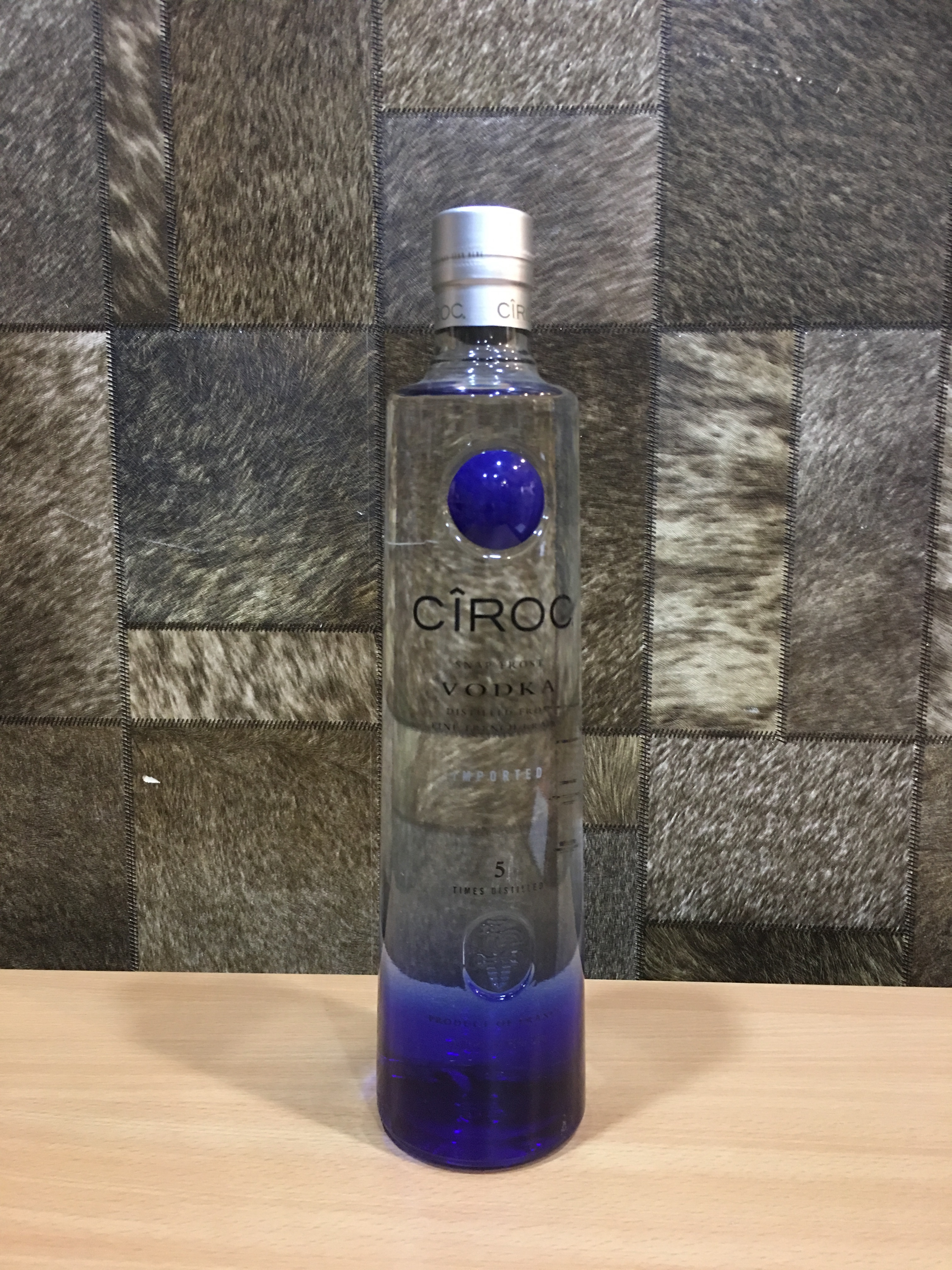 Ciroc Vodka, 70cl, Acl: 40%