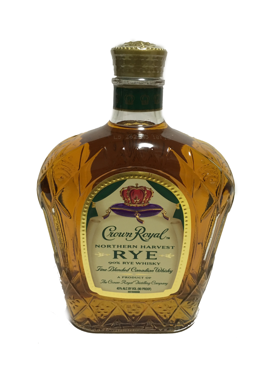 World Champion Crown Royal Northern Harvest Rye Whisky, 75cl, Acl: 45%