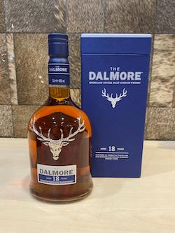 98350388 - Dalmore 18 Year Old, 70cl, Acl: 43%, Scotch Single Malt Whisky