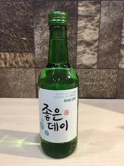 360ml Good Day Original Soju/Korean Soju Singapore