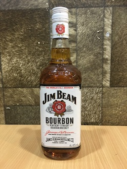 Jim Beam Bourbon Whisky, 70cl, Acl: 40%