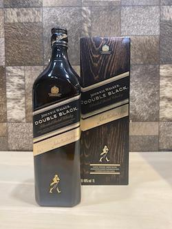 1 Litre JW Double Black Whisky/Johnny Walker Whisky Singapore