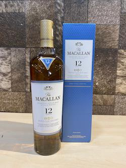 700ml Macallan 12yrs Fine Oak Triple Cask Whisky,