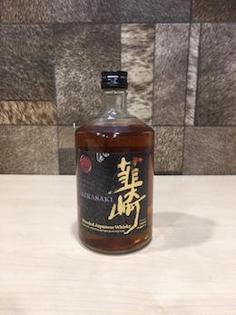 700ml Nirasaki Japanese Blended Whisky