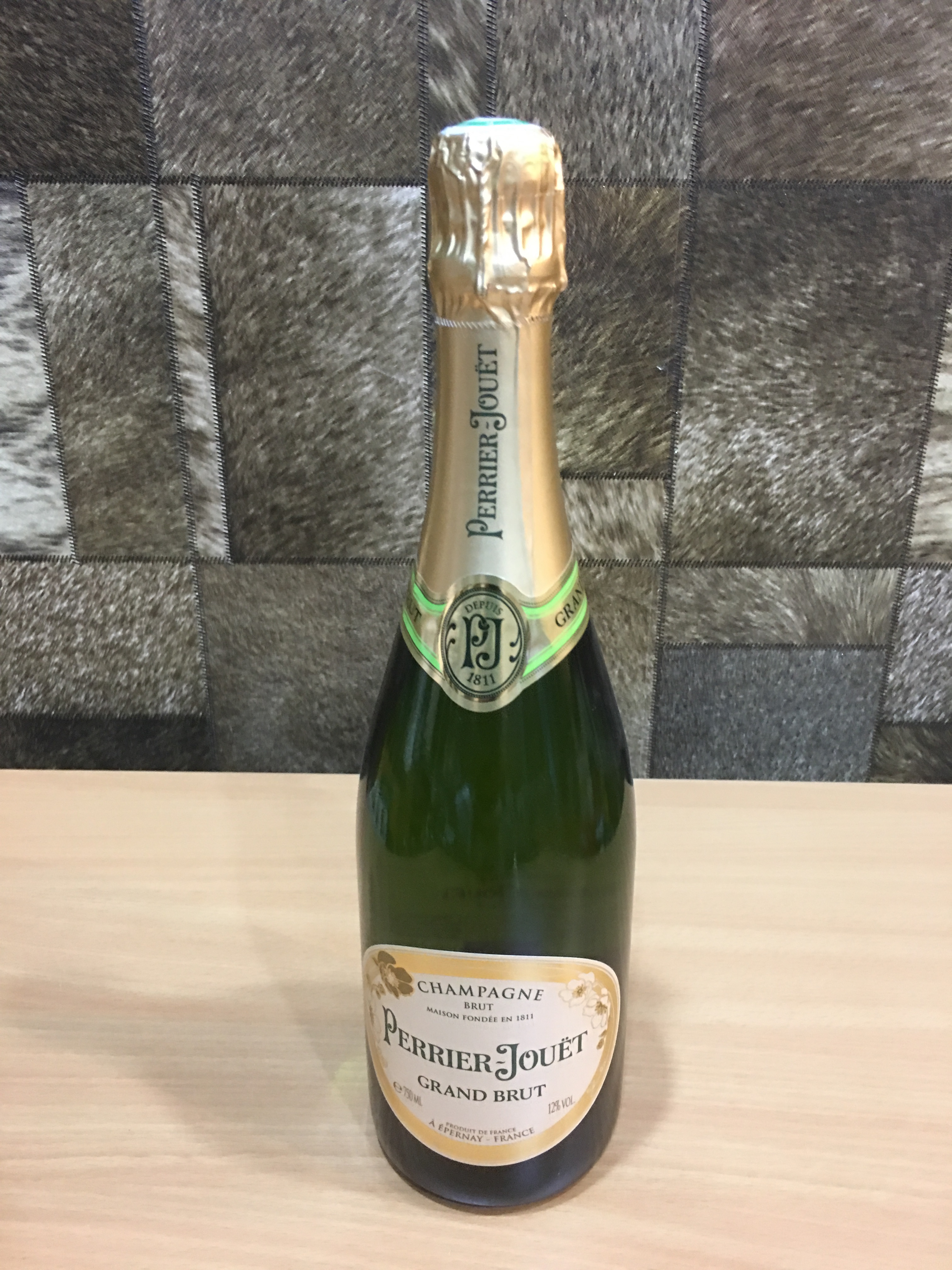 Perrier Jouet Grand Brut Champagne, 75cl, Acl: 12%