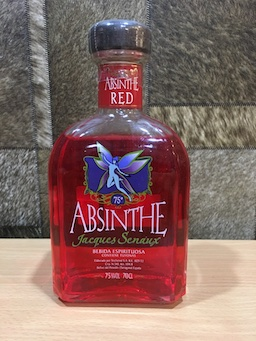 Absinthe Liqueur, Red, 70cl, Acl:75%