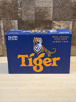 323ml Tiger Beer x 24cans on Promotion Offer/Tiger Beer Singapore