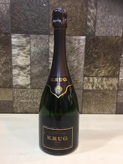 Krug 2004 Champagne 750ml, Acl: 12.5% W/O Box